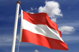Flagge-Österreich